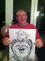 Caricatures West Yorkshire